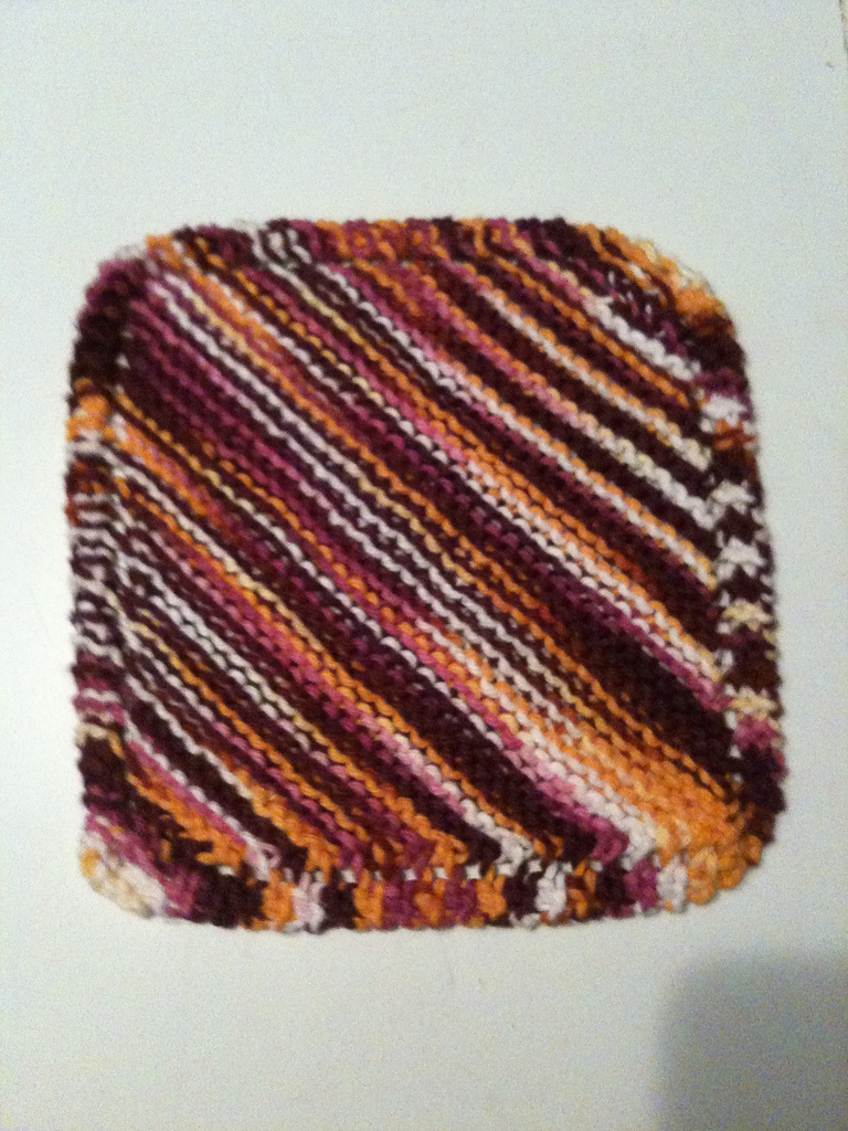 Grandmother's Favorite Dishcloth