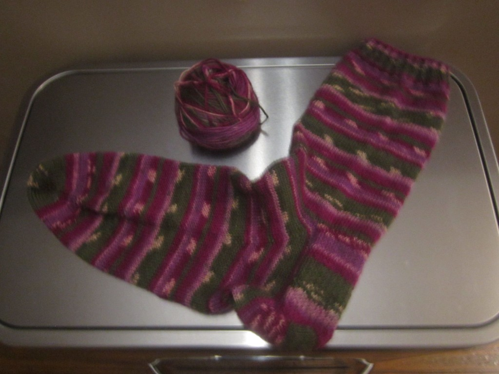 Sock And Yarn