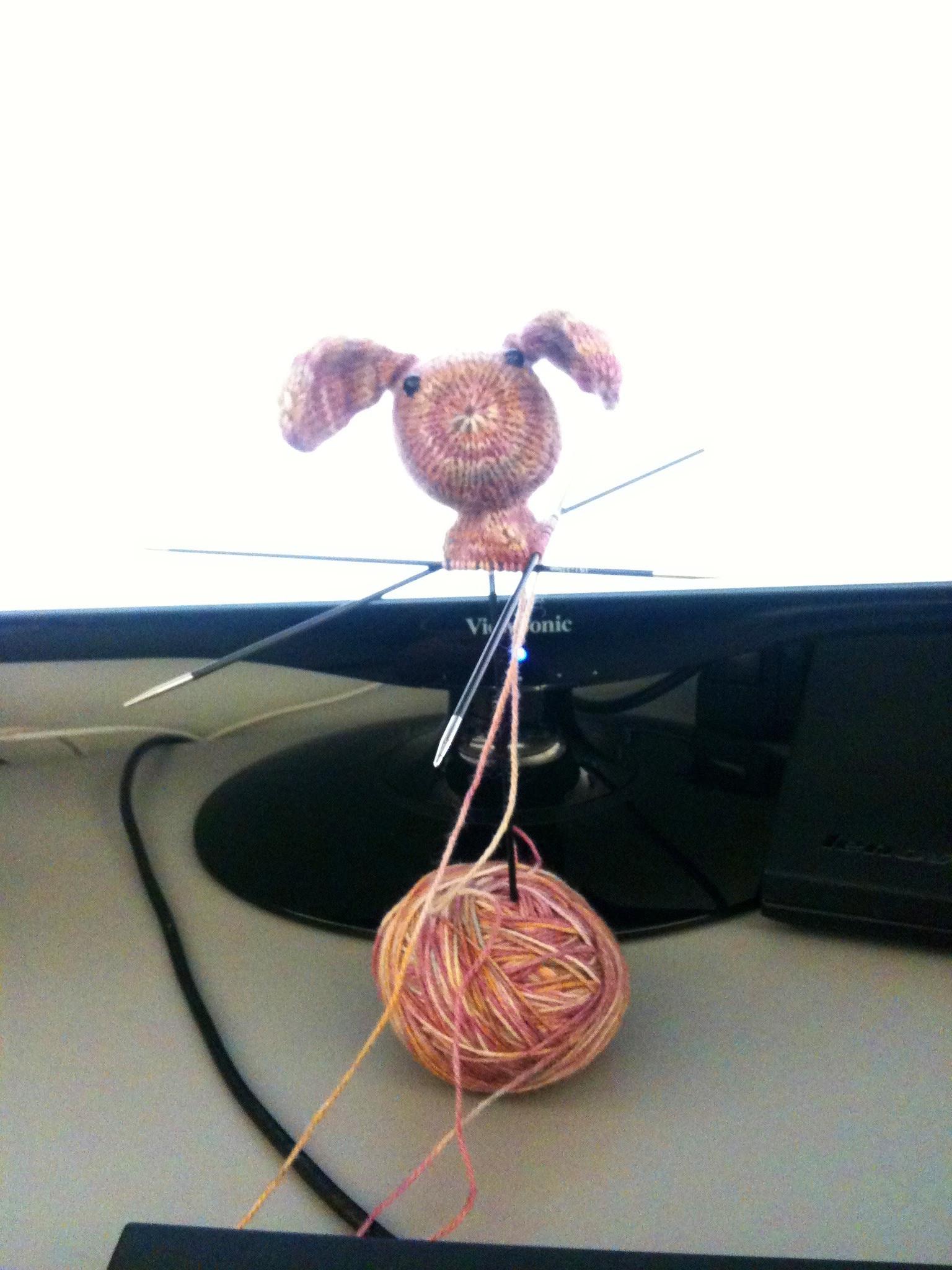 Mini Bunny Head