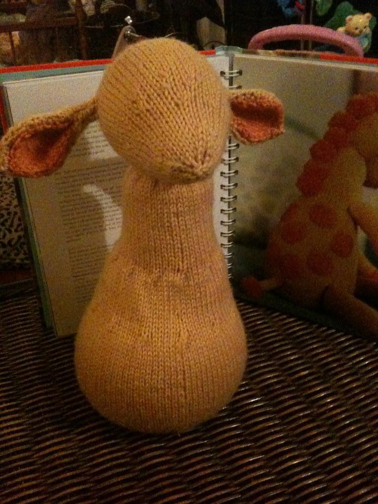 Giraffe Ears