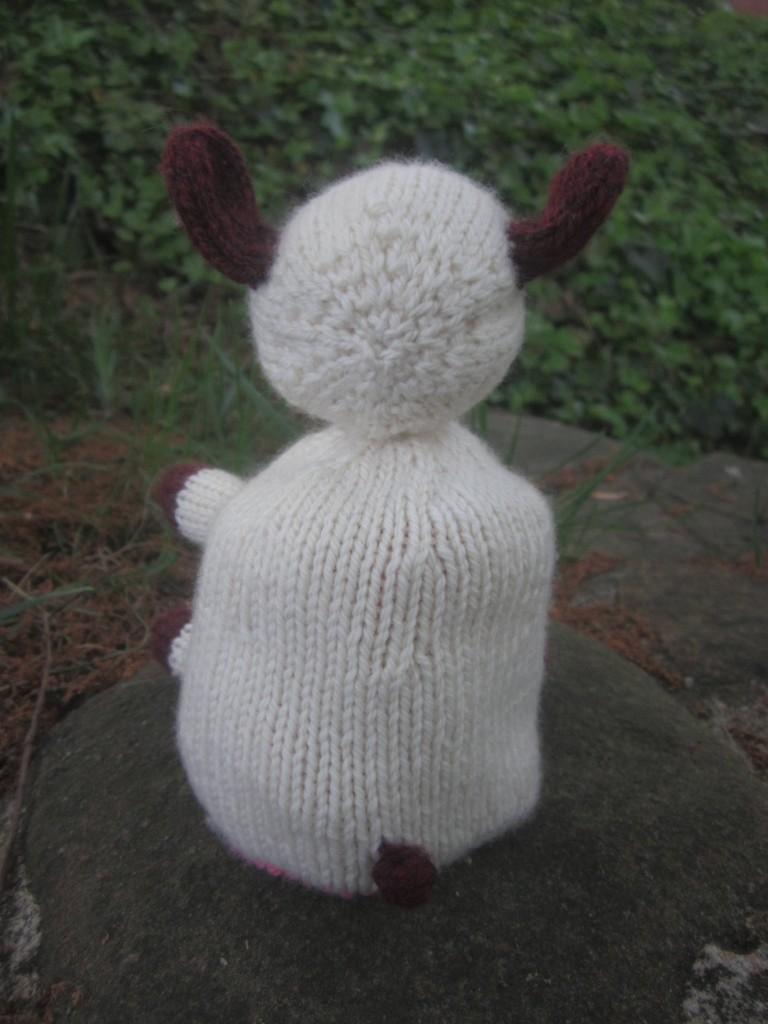 Bunny & Lamb: Lamb