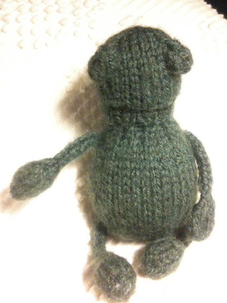 String-A-Long Frog