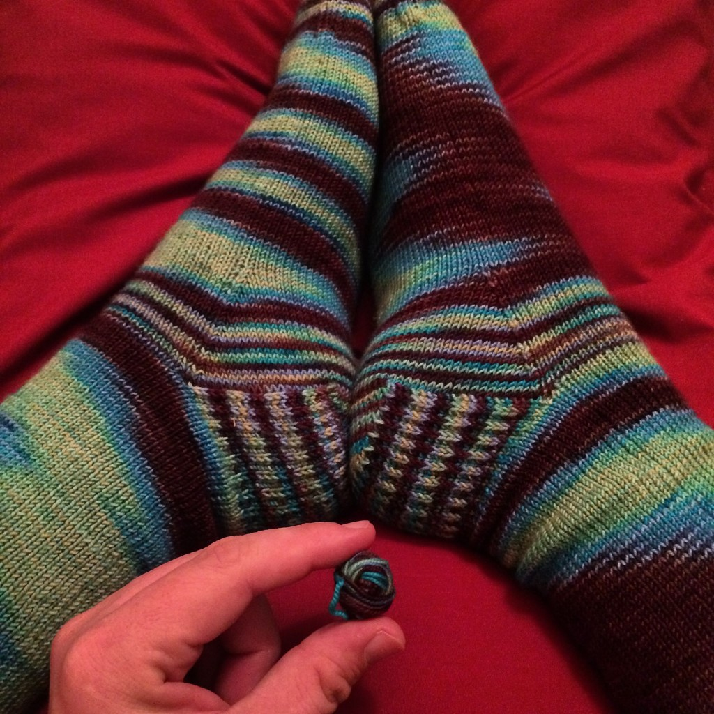 Yarn Chicken