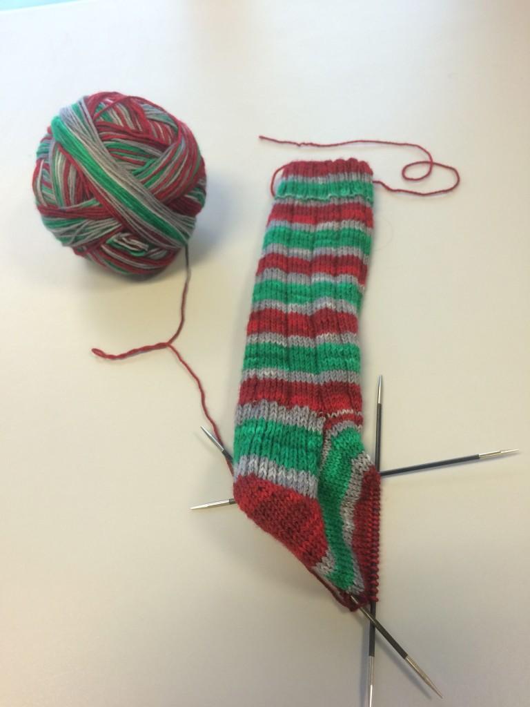 Christmas Socks 2014