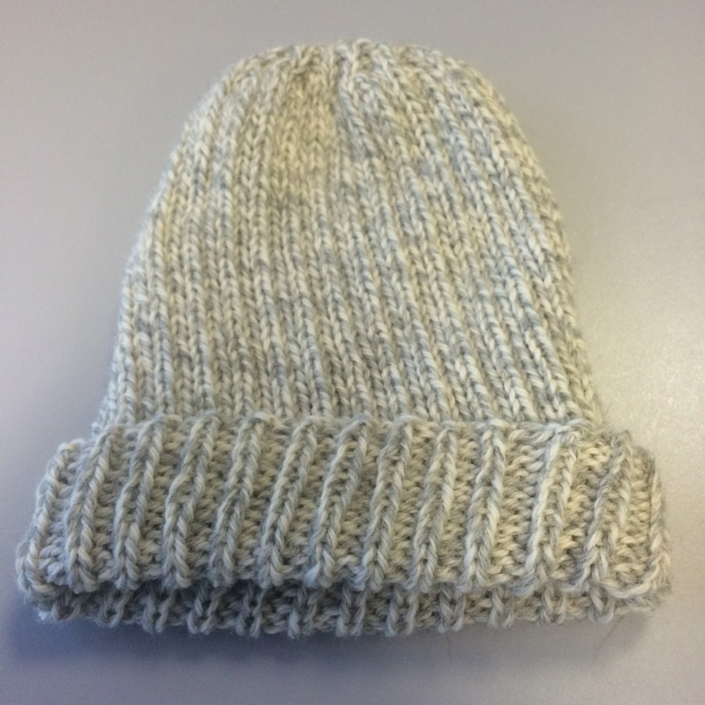 Modern Rib Hat