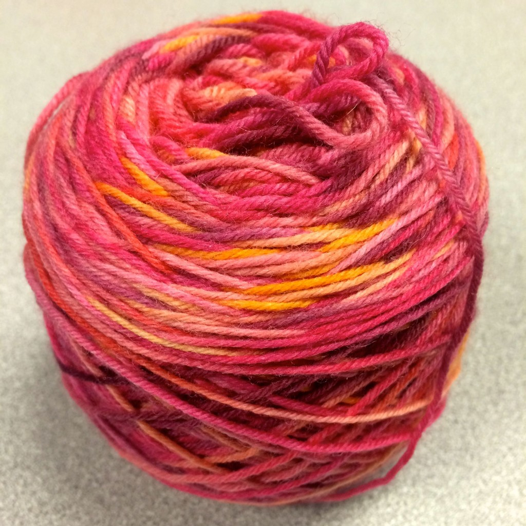 Leftover Dragon Yarn