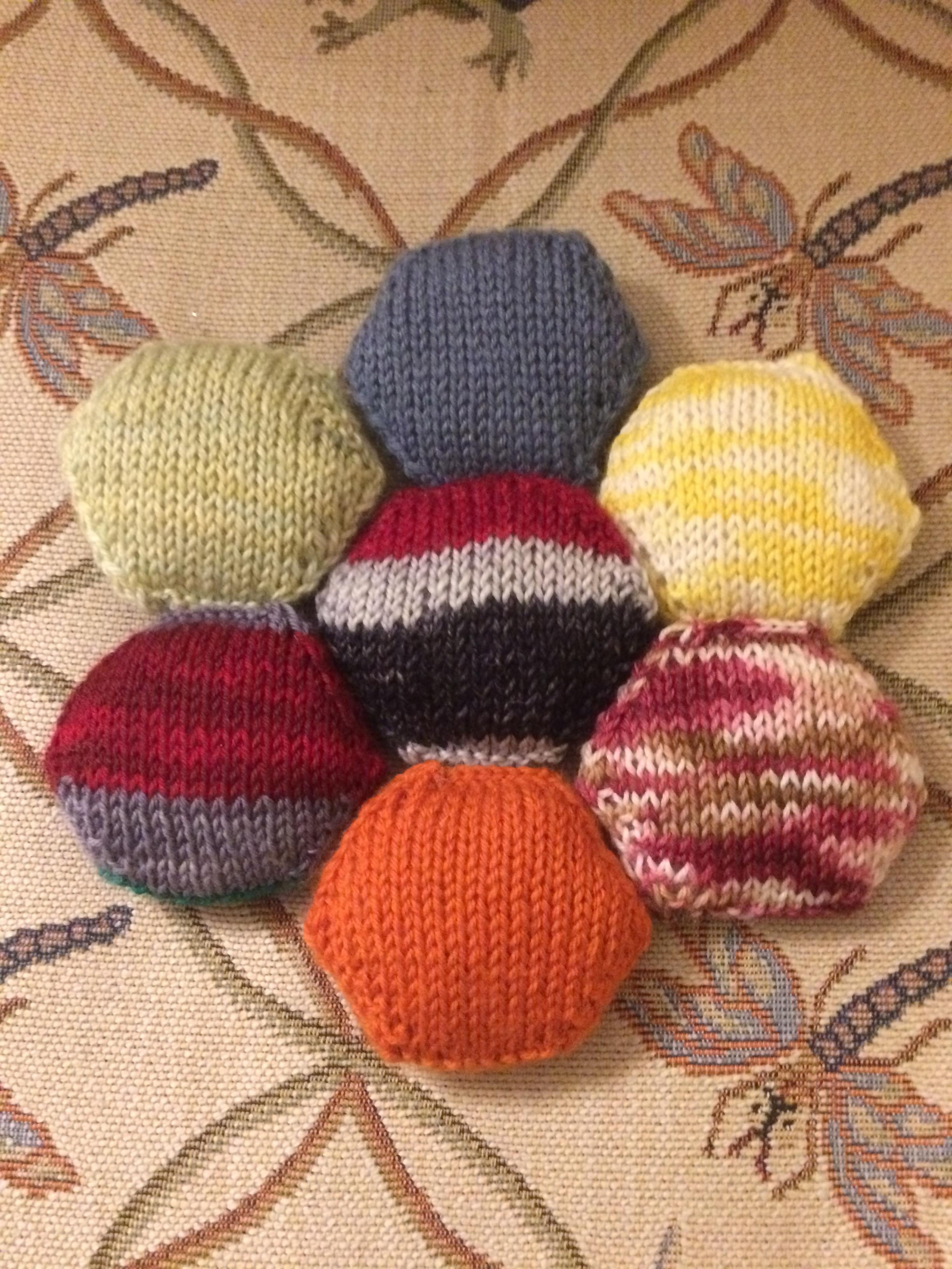 Scrap Yarn Projects Knitting Daddy