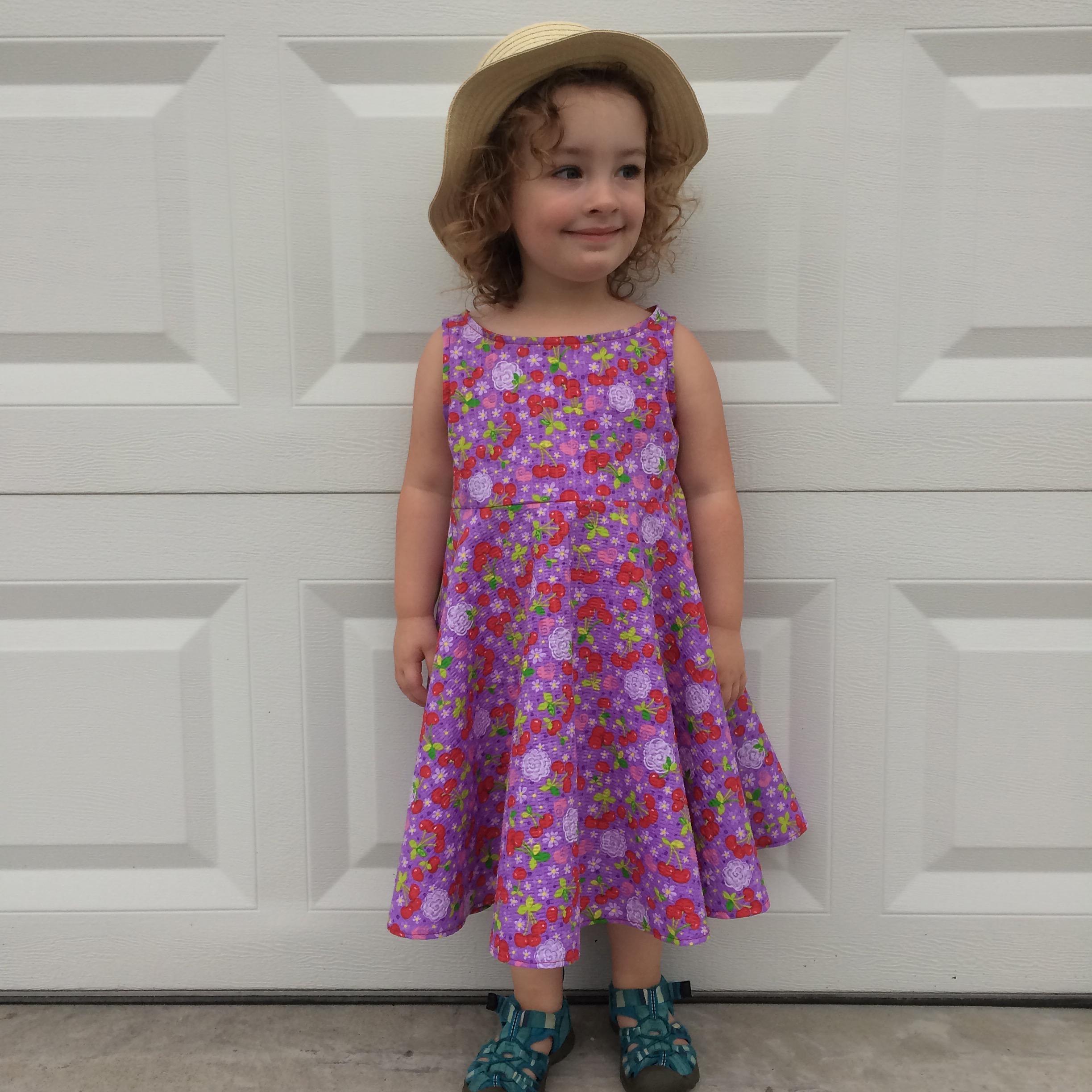 Blueberry's Dress