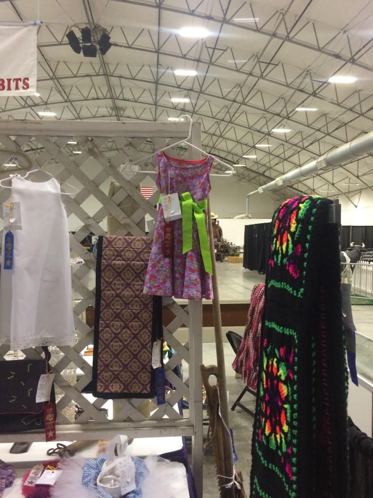 Sewn Dress
