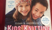 Kids' Knitting Workshop